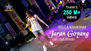 Video Nella Kharisma - Jaran goyang [Official Video HD] MP3, 3GP, MP4, WEBM, AVI, FLV Mei 2018