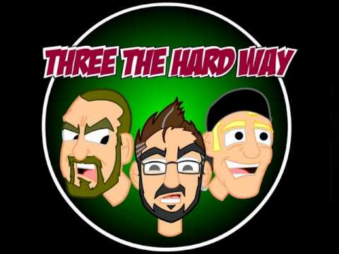Three the Hard Way Podcast Promo- Costaki Economopoulos