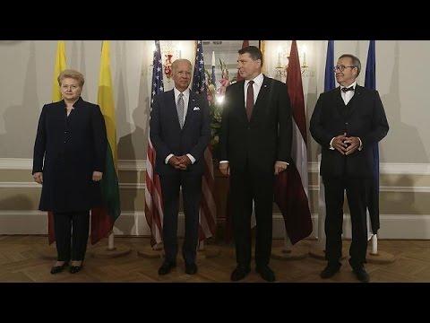 Τζο Μπάιντεν σε ηγέτες κρατών της Βαλτικής: «Μην λαμβάνετε σοβαρά όσα λέει ο Ντ. Τραμπ»