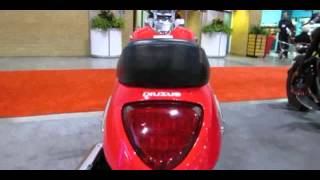 9. 2014 Suzuki Boulevard M50 Walkaround
