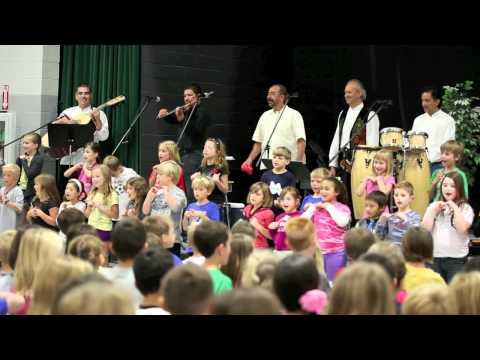 Paco Padilla's band visits Springfield Public Schools.mov