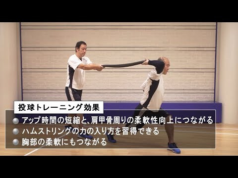 投球トレーニング