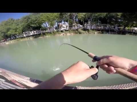 рыбалка шелале турция