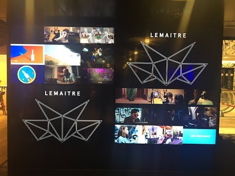 Lemaitre perform at YouTube Space and Heaven nightclub in London