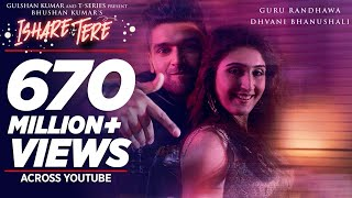 Video ISHARE TERE Song | Guru Randhawa, Dhvani Bhanushali | DirectorGifty | Bhushan Kumar MP3, 3GP, MP4, WEBM, AVI, FLV September 2018