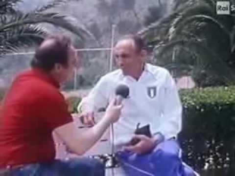 intervista di beppe viola a graziani, rossi e bearzot nel 1982!
