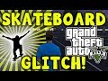 Download Video GTA 5 SKATEBOARD GLITCH! (w/ Tutorial) | DALLMYD
