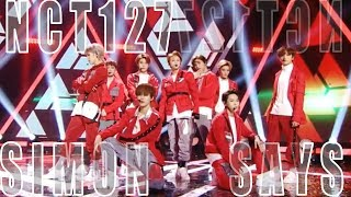 Video [HOT] NCT 127 - Simon Says , ВЌћВІюьІ░ 127 -  Simon Says  Show Music core 20181208 MP3, 3GP, MP4, WEBM, AVI, FLV Desember 2018