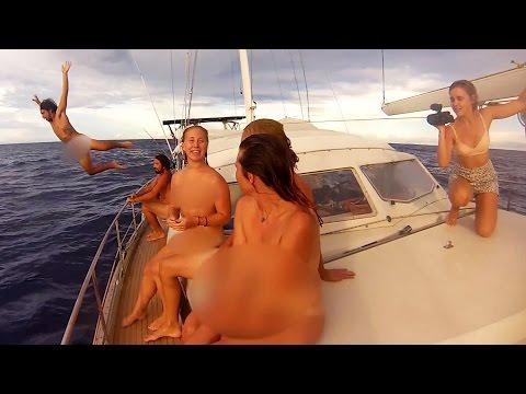 SV Delos Sailing- Indian Ocean Crossing_A valaha feltöltött legjobb vitorlázás videók