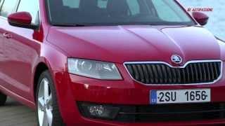 Skoda introduce a treia generatie Octavia Combi