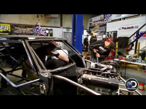 Street Outlaws | Building The New Crow Part 1 | Build to Mega Race |