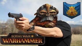 Total War Warhammer Online Battle #228: Dwarfs vs Empire - DAWI FIREPOWER