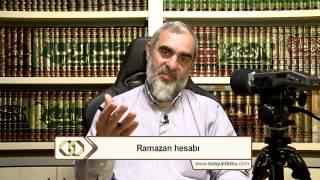 16-Ramazan Hesabı - Nureddin Yıldız - Sosyal Doku Vakfı