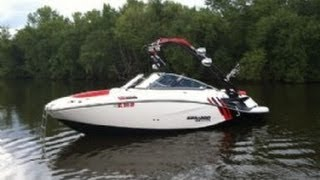 5. [SOLD] Used 2012 Sea-Doo 21 Wake in Fredonia, Wisconsin