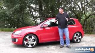 2012 Volkswagen GTI DSG Test Dive&Car Video Review