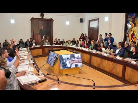 Cabildo H. Ayuntamiento de Tlalnepantla de Baz 17 julio del 2019