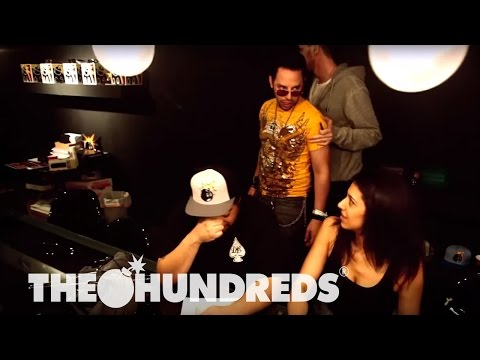 Video: The Hundreds Presents Bobby Bottleservice