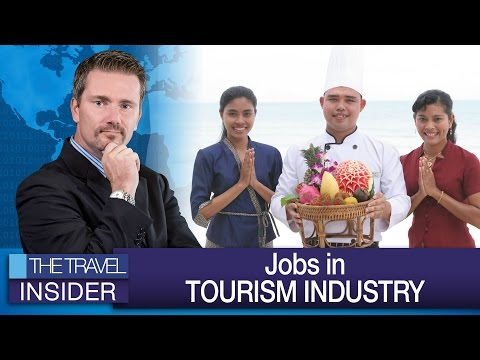 Jobs in tourism, are important for Mexico?