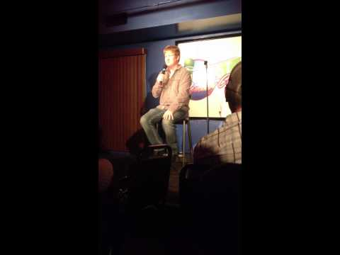 Jon Reep 2nd Street Comedy Club Dad Snoring