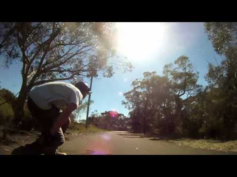 LONGBOARD: The Blue Mountains