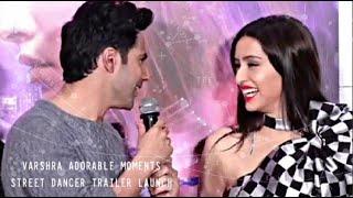 Video 彡 Varun-Shraddha being adorable at the Street Dancer Trailer Launch   dil diyan gallan   Varshra VM download in MP3, 3GP, MP4, WEBM, AVI, FLV January 2017