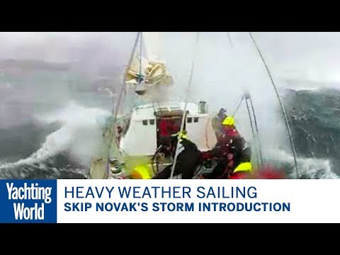 Cape Horn - Storm sailing round Cape Horn. Yachting World teamed up with expedition sailor Skip Novak to round the notorious Cape. Follow our 12-part series from the Oct...