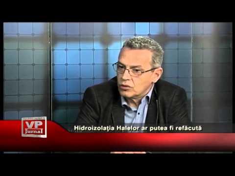 Hidroizolația Halelor ar putea fi refăcută