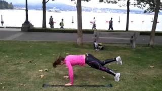 The outdoor workout that will have you loving fitness again!