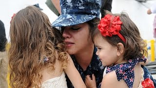 The Best of Military Surprise Coming Home 2015 - 38