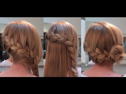 french braid - BLOG: http://asksash.wordpress.com/ FACEBOOK: https://www.facebook.com/AskSash88 TWITTER: http://twitter.com/AskSash88 PINTEREST: http://pinterest.com/asksas...