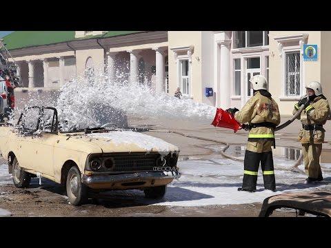 Фото новости - 27.04.2017 Крым, Феодосия — Пожарная техника МЧС