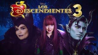 Video Descendientes 3| ¿Conoceremos al padre de Mal? MP3, 3GP, MP4, WEBM, AVI, FLV Juni 2019