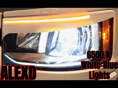ALEXD 6500 K Scania S Lights v1.1