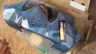 How to create Bubbles effect paint - Pilox Samurai