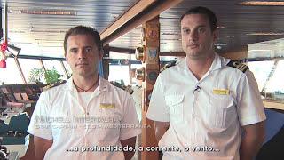 Video Praticagem de Santos - Como os navios entram e saem do Porto de Santos MP3, 3GP, MP4, WEBM, AVI, FLV Juli 2018