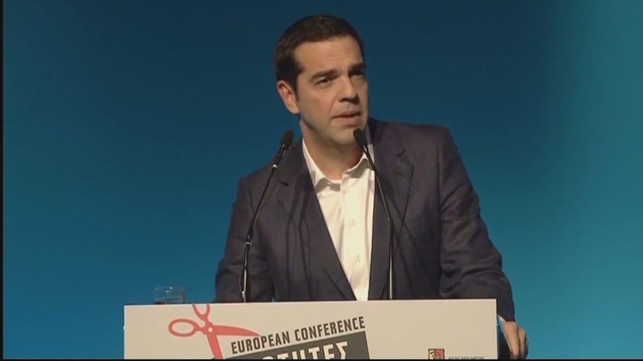 Ομιλία του πρωθυπουργού στο  Ευρωπαικό  Συνέδριο για τις ανισότητες
