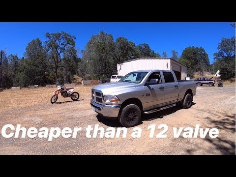 BOUGHT THE CHEAPEST 4TH GEN CUMMINS ON CRAIGSLIST... WAS IT WORTH IT?