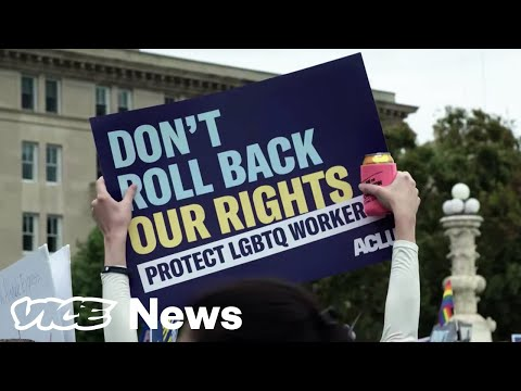 The Supreme Court Is Deciding Whether You Can Be Fired for Being Gay or Trans