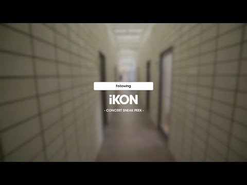 iKON – 'CONTINUE TOUR' SNEAK PEEK!