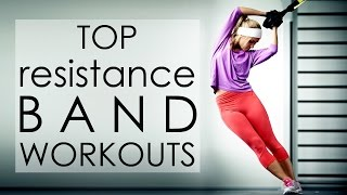 TAMIL: Top Resistance Band Workouts I 4