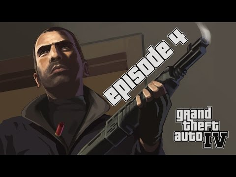 [GTA IV] #4 - Crazy Driving !