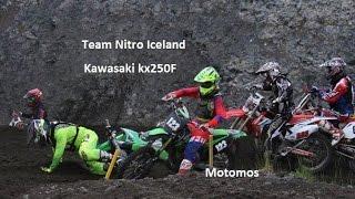 10. Kawasaki kx250F 2009 (Motomos Iceland 2016)