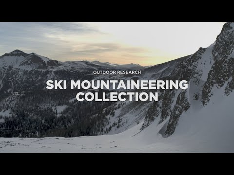 Outdoor Research Ski Mountaineering Collection