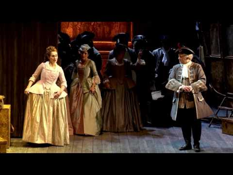 « Manon » de Massenet à la salle Garnier