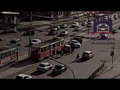 Красноярский рабочий - Сибирский переулок 26.04.2017