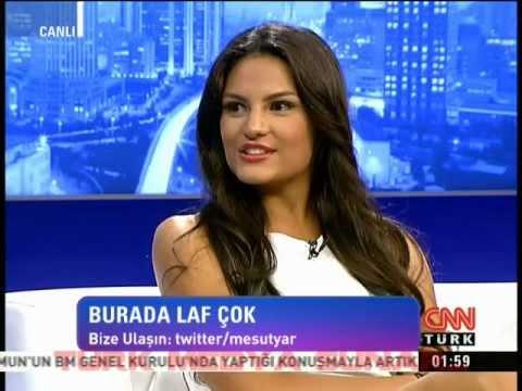 ALMEDA ABAZİ-BURADA LAF ÇOK-(2)-TÜRK MEDYA SUNAR