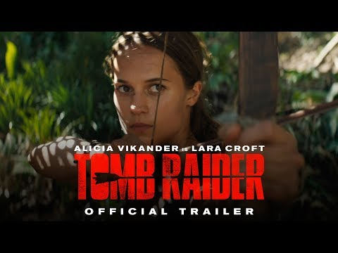 Tomb Raider - Official Trailer #1?>