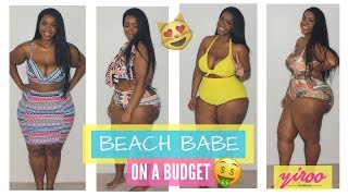 Video AFFORDABLE Plus Size Swimsuit Try-On Haul | feat. Gamiss & Yiroo Hair | Chelcie J MP3, 3GP, MP4, WEBM, AVI, FLV September 2018