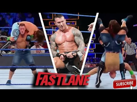 WWE Fastlane 2018 Highlights Full HD - WWE Fastlane 11 March 2018 Highlights Full HD.