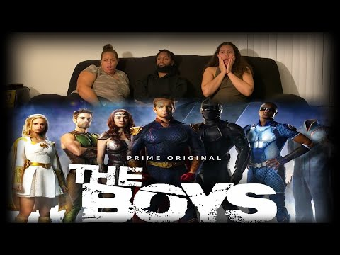 The Boys Season 1 Episode 2: Cherry - Reaction *FIRST TIME WATCHING*